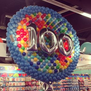 100 Years Qualatex